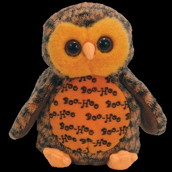 Ty Beanie Babies Boo Who? - Cutest Owl