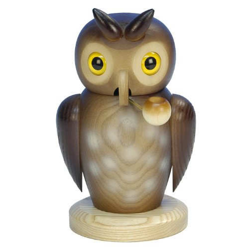 Owl Incense Smoker