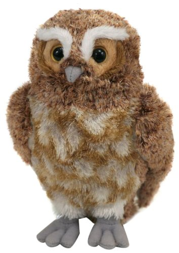 cute plush owl
