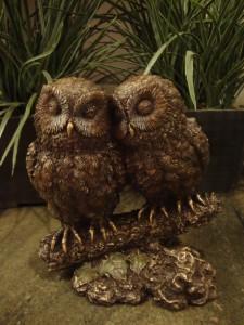 Owl Lovers Sculpture