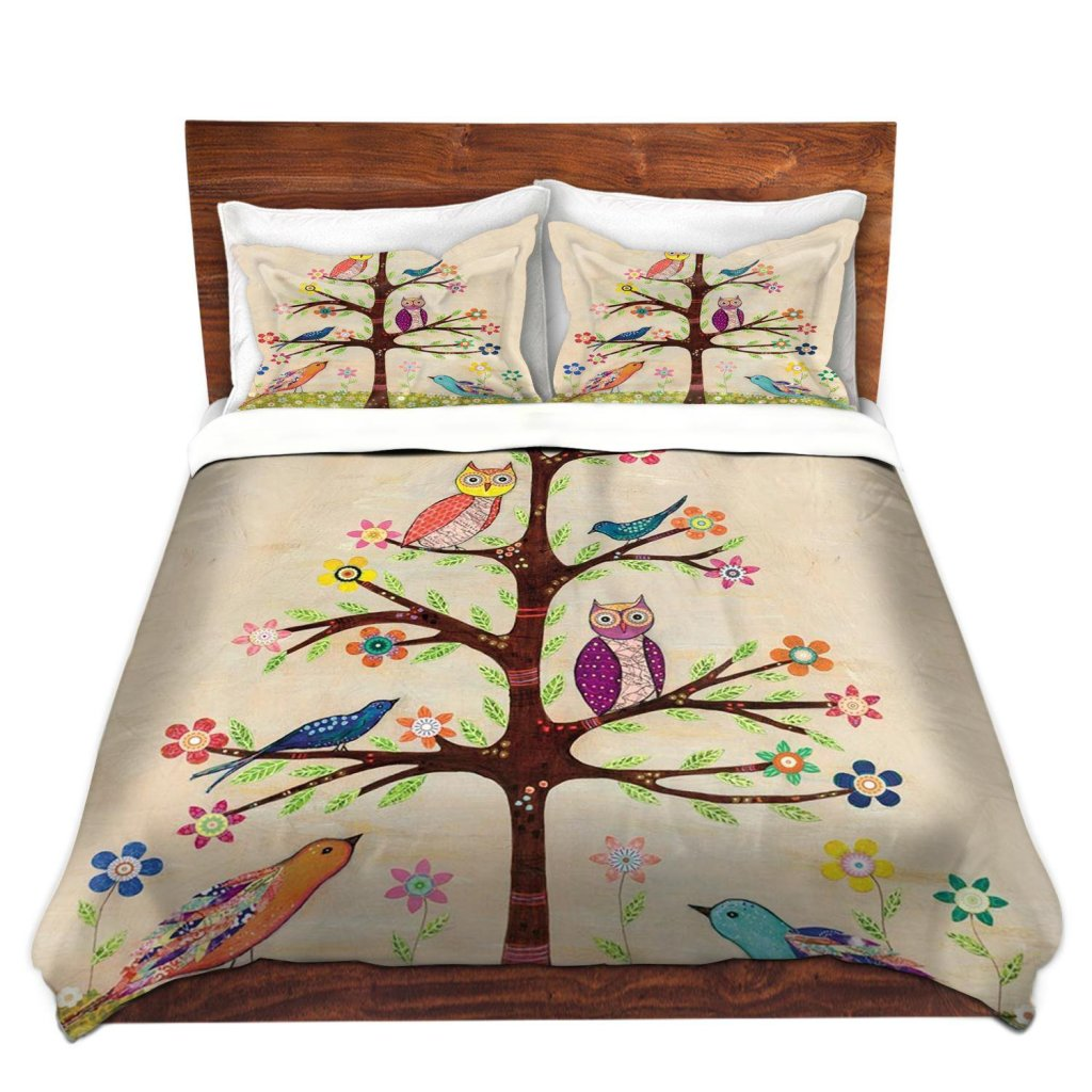 cutest owl bedding