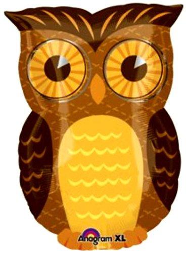 owl shaped balloon