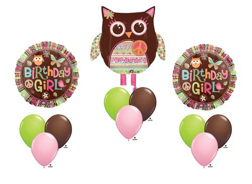 owl balloon kit