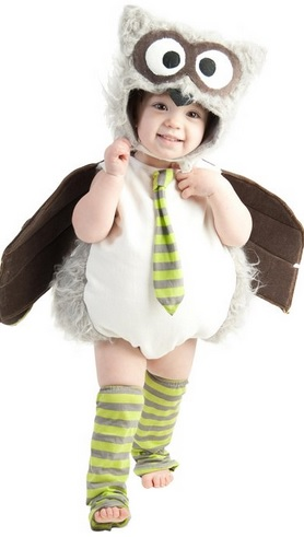 Child Owl Costume