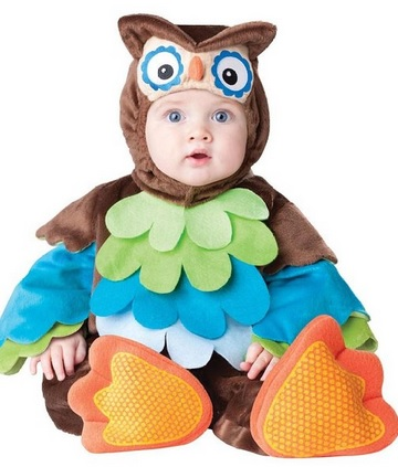 cute owl costume for babies