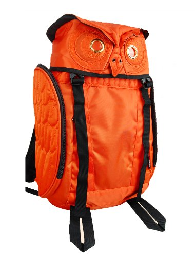 owl shape backpack