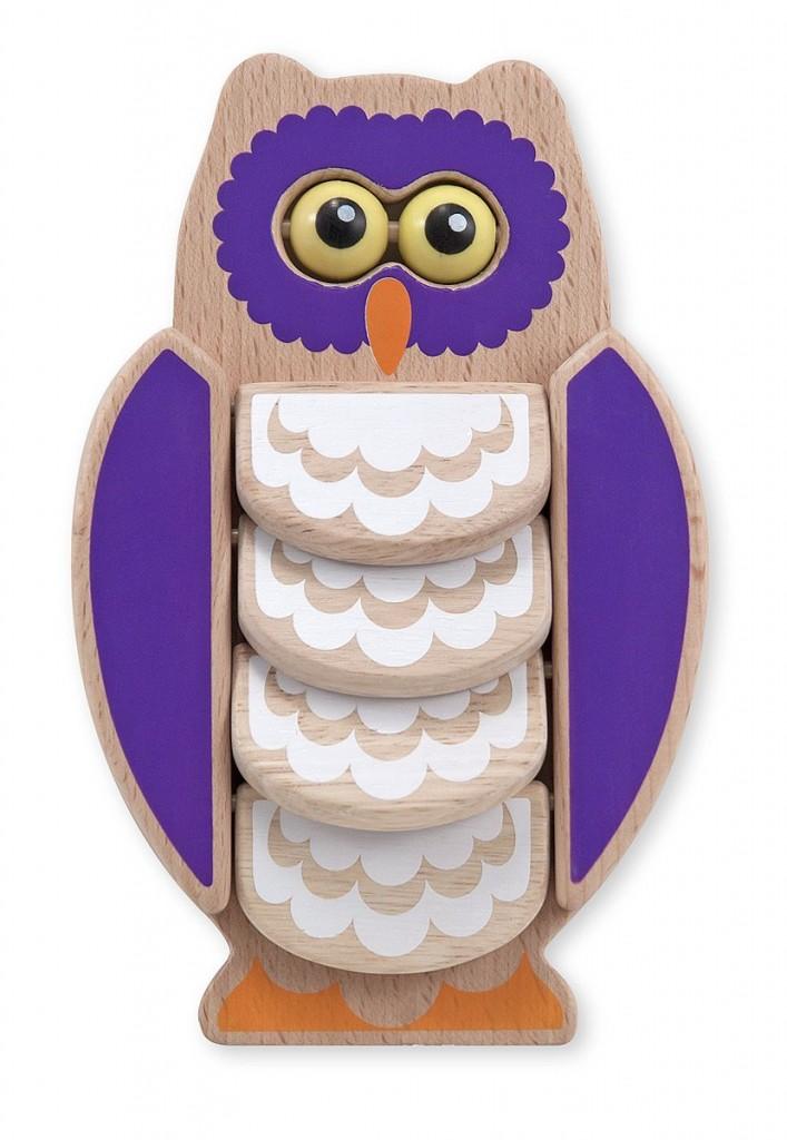 Melissa & Doug Flapping Owl Toy