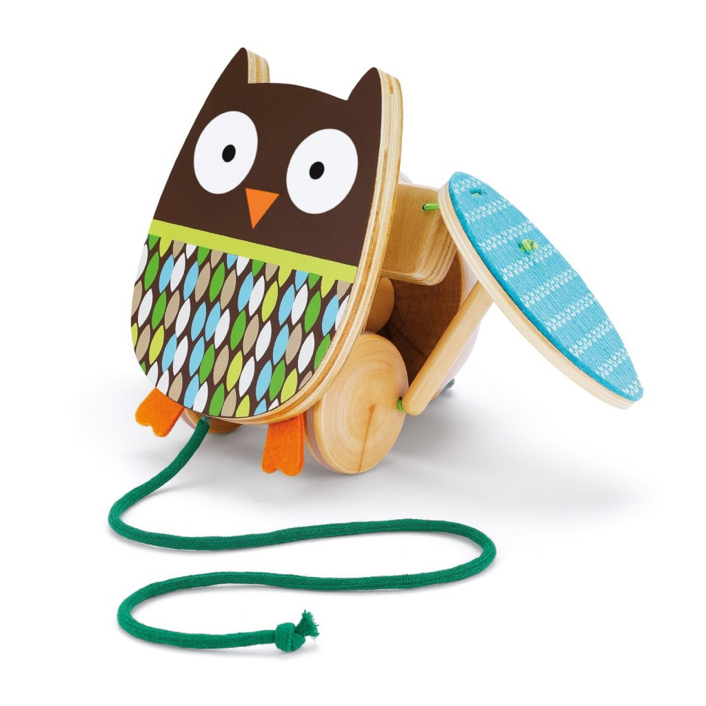 Best Pull Toys For Kids : Cute and fun owl toys for kids
