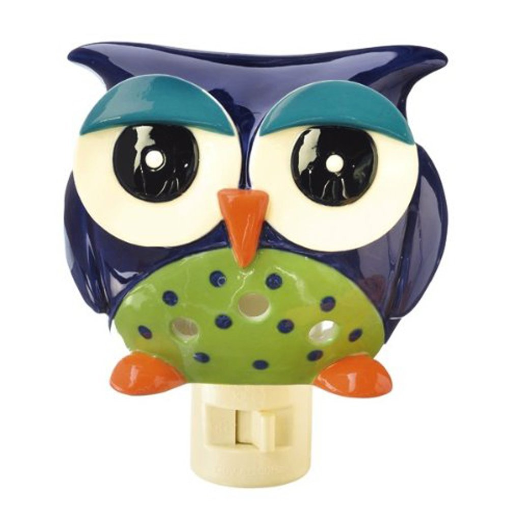 cute owl shaped night lights