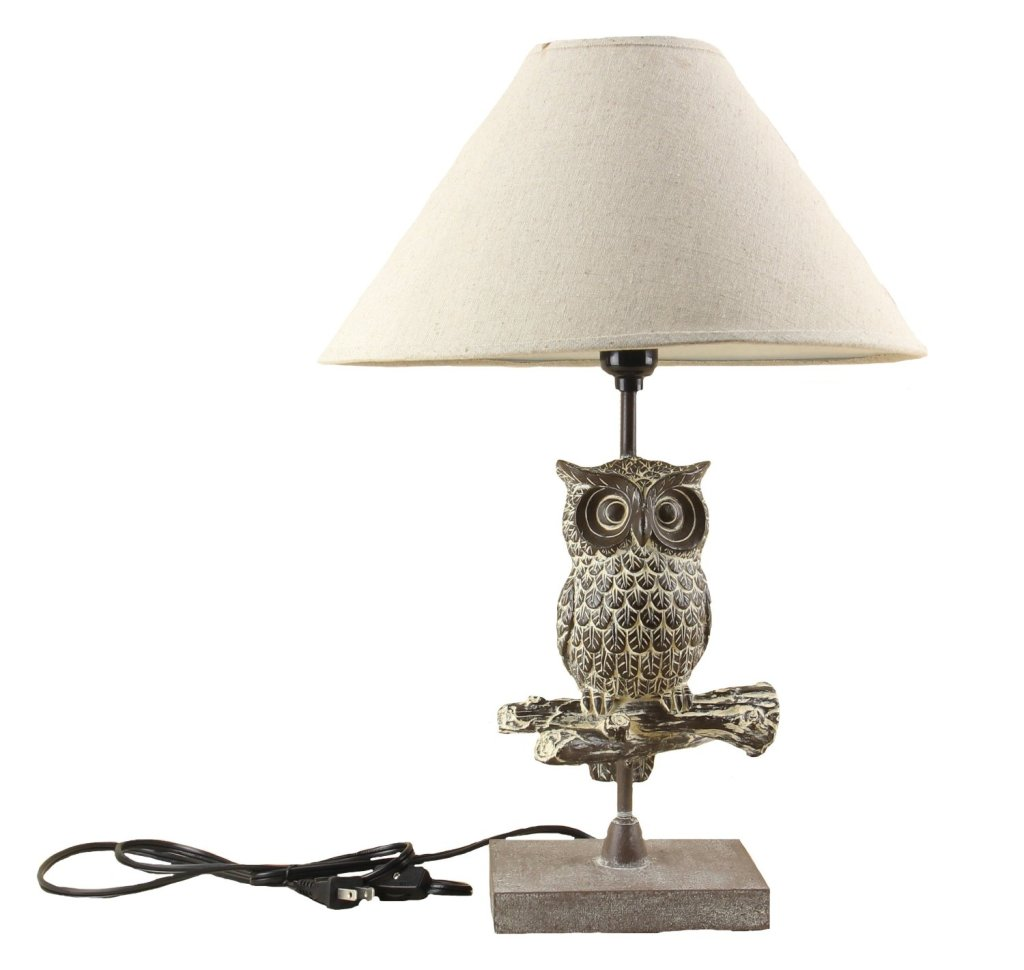 stylish owl table lamps