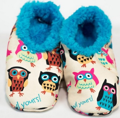 fun owl Slippers for Women