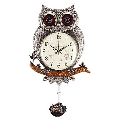 12 Fun And Amazing Owl Clocks For Sale