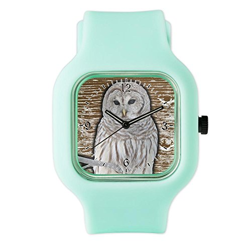 Cool Snow Owl Sports Watch