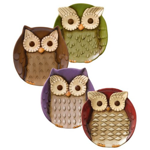 Adorable Owl Kitchen Accessories