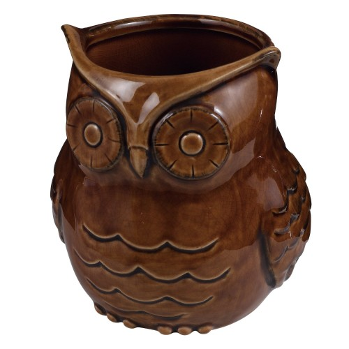 cute owl planters