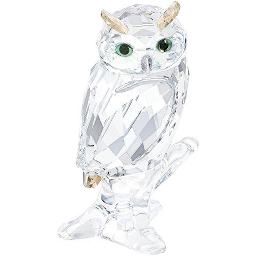 Gorgeous Swarovski Crystal Owl Figurine