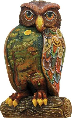 Stunning Wise Owl Figurine