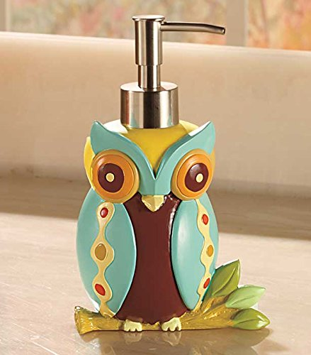 Owl Soap Lotion Pump