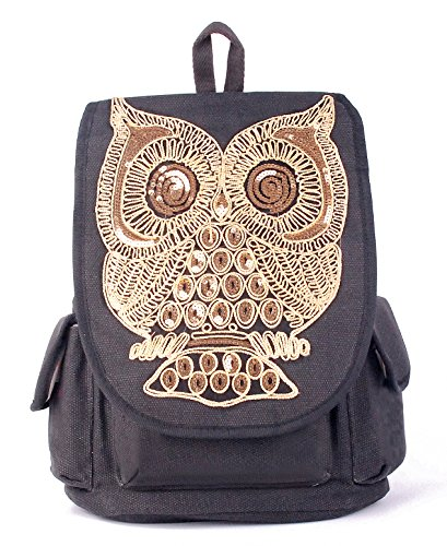 Unique OWL School Backpacks
