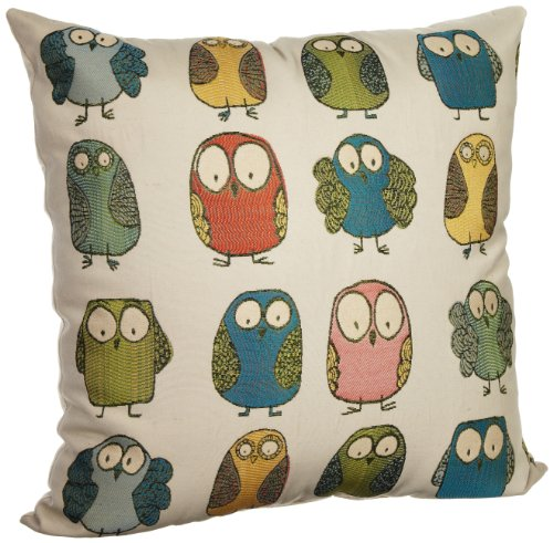 Fun Owls Pillow