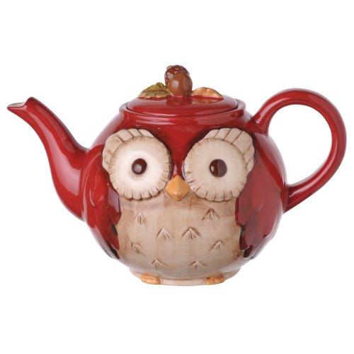 Cute Owl Teapot