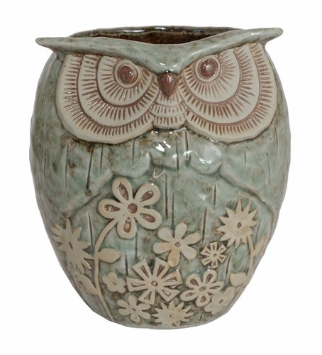 10 Cute Owl Planters And Flower Pots