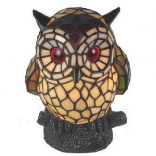 Owl Shaped Lamp